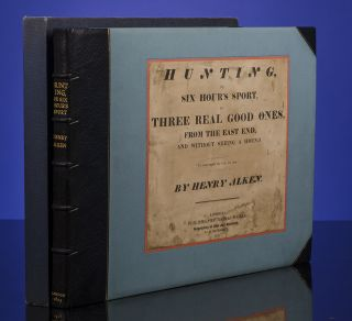 Hunting or Six Hour's Sport by Three Real Good Ones from the East End