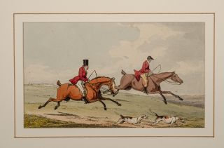 Miniature Sporting Prints