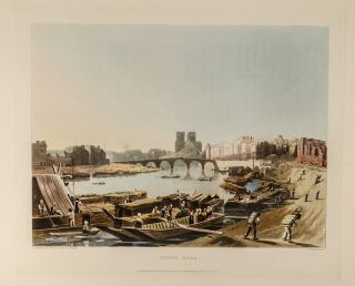 Picturesque Tour of the Seine From Paris to the Sea. Jean-Baptiste-Balthazar SAUVAN