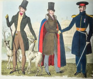 Cyclopaedia of the British Costumes from the Metropolitan Repository of Fashions, The. WALKER,...