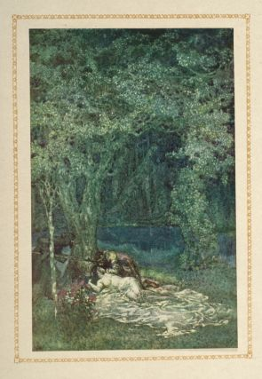 Parsifal or the Legend of the Holy Grail
