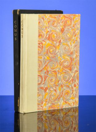 Masque of Comus, The. Edmund DULAC, John MILTON, LIMITED EDITIONS CLUB