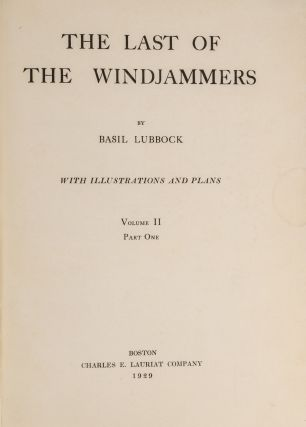 Last of the Windjammers, The