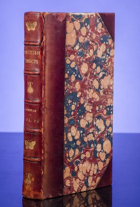 Natural History of British Insects; The