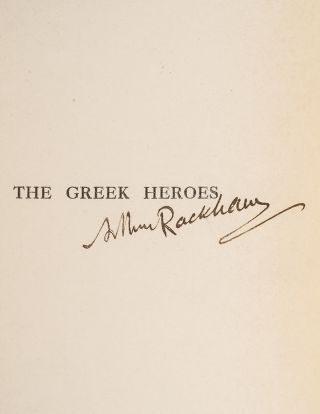 Greek Heroes, The