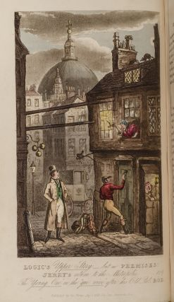 Finish to the Adventures of Tom, Jerry, and Logic in Their Pursuits Through Life In and Out of London:. Pierce EGAN, Robert CRUIKSHANK, George.