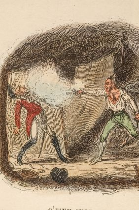 Tales of Irish Life. George CRUIKSHANK, Michael James WHITTY, text.
