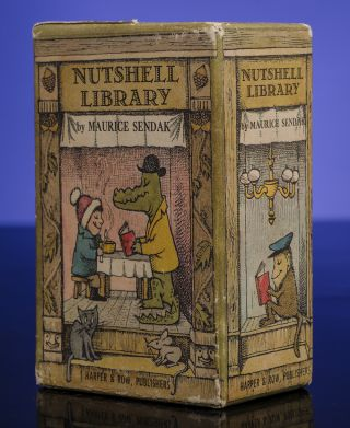 Nutshell Library, The