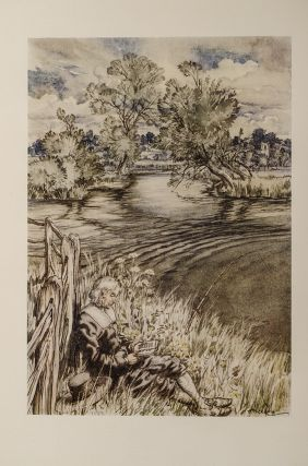 Compleat Angler or The Contemplative Man's Recreation, The