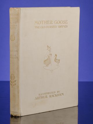Mother Goose. Arthur RACKHAM, illustrator.