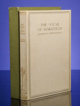 Vicar of Wakefield, The. Arthur RACKHAM, Oliver GOLDSMITH