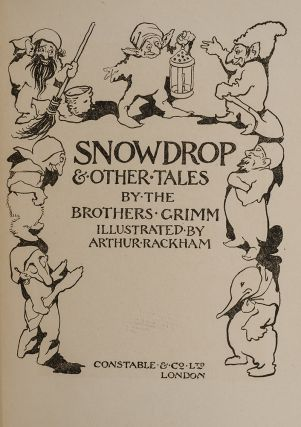 Hansel & Grethel & Other Tales [and] Snowdrop & Other Tales by the Brothers Grimm