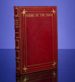 Poems of the Chase. Sir Reginald GRAHAM.