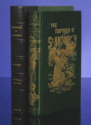 Temptation of Saint Antony, The. Gustave FLAUBERT, Denis F. HANNIGAN, S. GÒRSKI.
