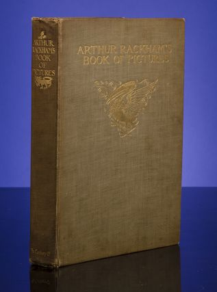 Arthur Rackham's Book of Pictures. Arthur RACKHAM, illustrator, Sir Arthur Quiller-Couch.