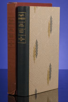 The Aenid. VIRGIL, Publius Virgilius Maro, LIMITED EDITIONS CLUB, Carlotta PETRINA, illustrator, John DRYDEN.
