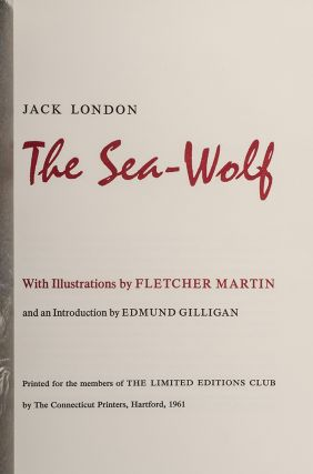 Sea-Wolf, The
