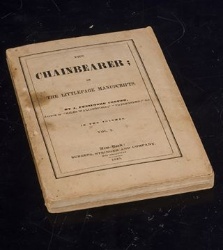 Chainbearer, The; or The Littlepage Manuscripts