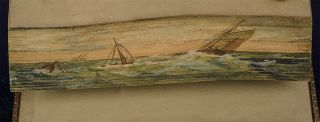 Century of Christian Prayers, A. FORE-EDGE PAINTING, James FORD.