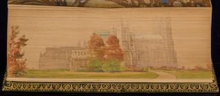 Historical Memorials of Westminster Abbey. FORE-EDGE PAINTING, Arthur Penrhyn STANLEY.