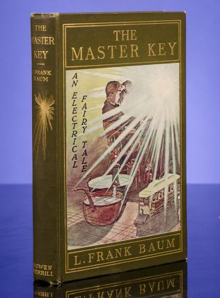 Master Key, The. L. Frank BAUM.
