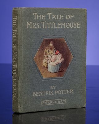 Tale of Mrs. Tittlemouse, The. Beatrix POTTER.