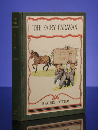 Fairy Caravan, The. Beatrix POTTER.