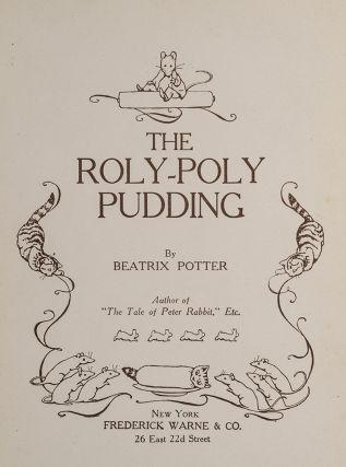 Roly-Poly Pudding, The