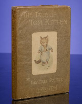 Tale of Tom Kitten, The. Beatrix POTTER.
