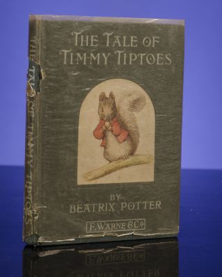 Tale of Timmy Tiptoes, The. Beatrix POTTER.