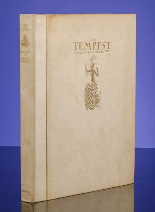 Tempest, The. Arthur RACKHAM, illustrator, William SHAKESPEARE.