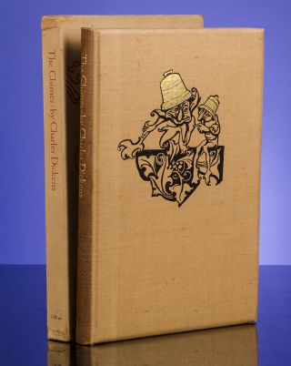 Chimes, The. Arthur RACKHAM, illustrator, Charles DICKENS, LIMITED EDITIONS CLUB.