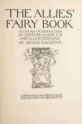 The Allies' Fairy Book