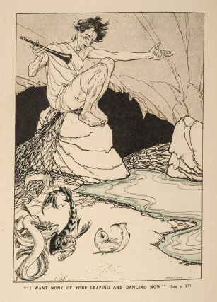 Land of Enchantment, The. Arthur RACKHAM, A. E. BONSER.