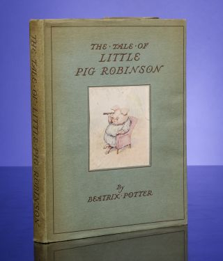 Tale of Little Pig Robinson, The. Beatrix POTTER.
