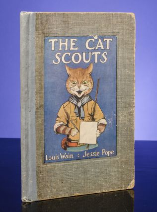 Cat Scouts, The. Louis WAIN, Jessie POPE.
