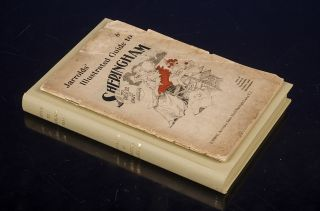 Illustrated Guide to Sheringham, The. Arthur RACKHAM, illustrator, Lemmon LINGWOOD.