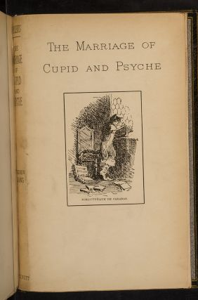 Most Pleasant and Delectable Tale Of the Marriage of Cupid and Psyche, The