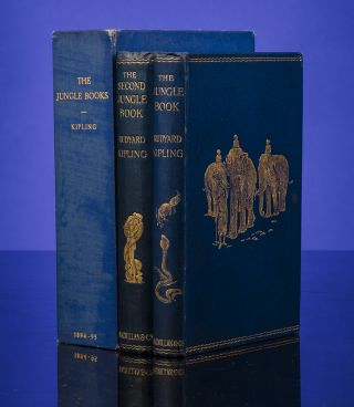 Jungle Book, The [Together with:] The Second Jungle Book. Rudyard KIPLING, J. Lockwood KIPLING