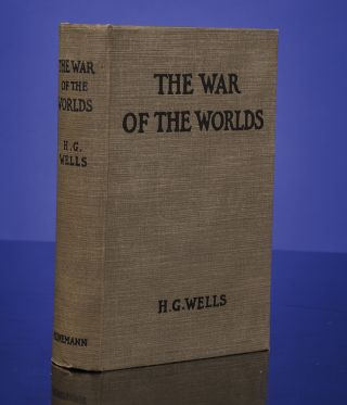 War of the Worlds, The. H. G. WELLS.
