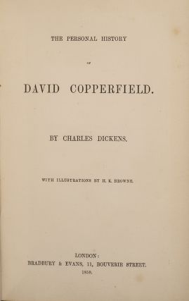 Personal History of David Copperfield, The