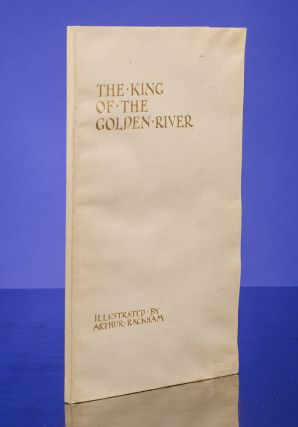 King of the Golden River, The. Arthur RACKHAM, John Ruskin
