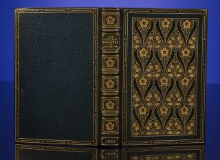 Golden Treasury, The. binders ROOT & SON, Francis Turner PALGRAVE.