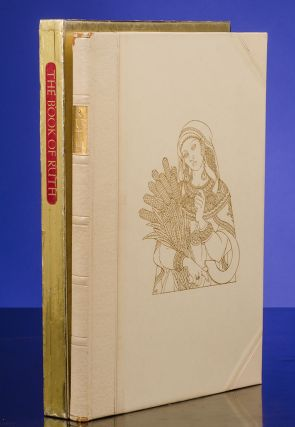 Book of Ruth, The. LIMITED EDITIONS CLUB, BIBLE IN ENGLISH, Arthur SZYK, illustrator.