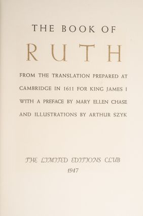 Book of Ruth, The