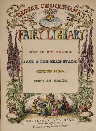 George Cruikshank's Fairy Library
