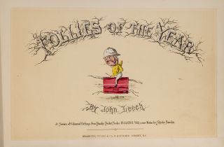 Follies of the Year. John LEECH