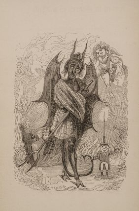 Satan in Search of a Wife;. George CRUIKSHANK, Charles LAMB.