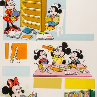 Walt Disney's Now I Know comic series No. 21. February 24th 1973