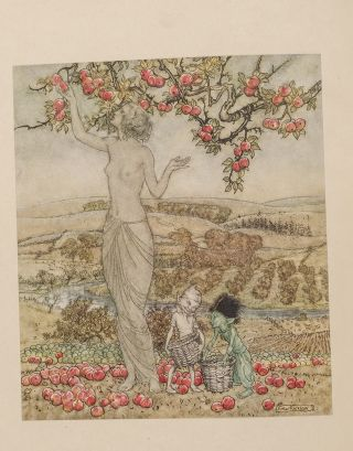 Dish of Apples, A
